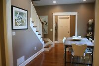Fast and affordable interior painters available