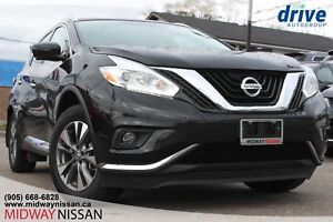 2017 Nissan Murano SL NEW TIRES/ONE OWNER TRADE.