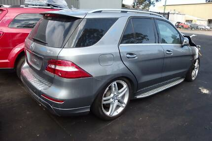 Mercedes W166 ML500 Parts Door DVD Airbag Wheel Light LED Turbo Revesby Bankstown Area Preview