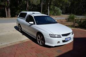 2004 VZ Holden Commodore Ute S pac with lockable canopy Roleystone Armadale Area Preview