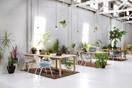 coworking studio/ shared space/ workshop space