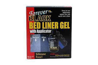 Forever Black 811 Truck Bed Liner Gel and Foam Applicator - 8 oz.