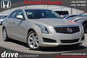 2013 Cadillac ATS 2.0L Turbo ATS | PRISTINE |  ONLY 40,788 KM!