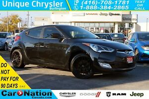 2015 Hyundai Veloster 6-SPD MT| BLUETOOTH| WHEEL UPGRADE| FOGLIG