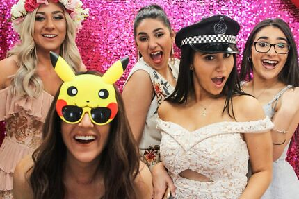 Photobooth Hire from $250 Royalbooths