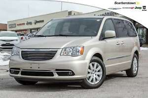2016 Chrysler Town & Country Touring+NAVIGATION+MORE