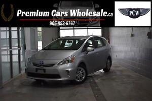 2012 Toyota Prius v ELECTRIC (CVT) BACKUP CAM / BLUETOOTH / USB