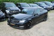 Mercedes-Benz C 350 Coupe 4-Matic AMG 7G-TRONIC LEDER PANORAMA