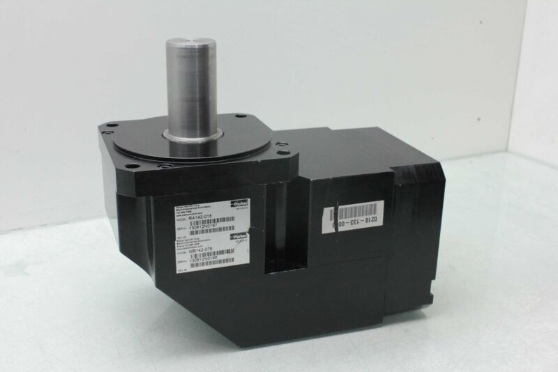 Parker RA142-015 / Right Angle Planetary Servo Gear Reducer / Ratio-15:1 / 40mm
