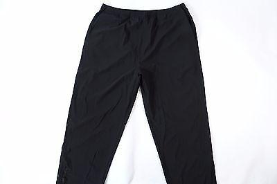 HUMAN PERFORNACE ENGINEERING HPE CLOTHING BLACK LARGE TRAINING ELITE PANTS MENS