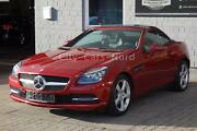 Mercedes-Benz SLK 250 CDI Cabrio BlueEFFICIENCY/Navi/Xenon/SHZ