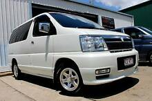 2002 Nissan Elgrand Wagon *Driveaway*8Seater*6Month Rego Sumner Brisbane South West Preview