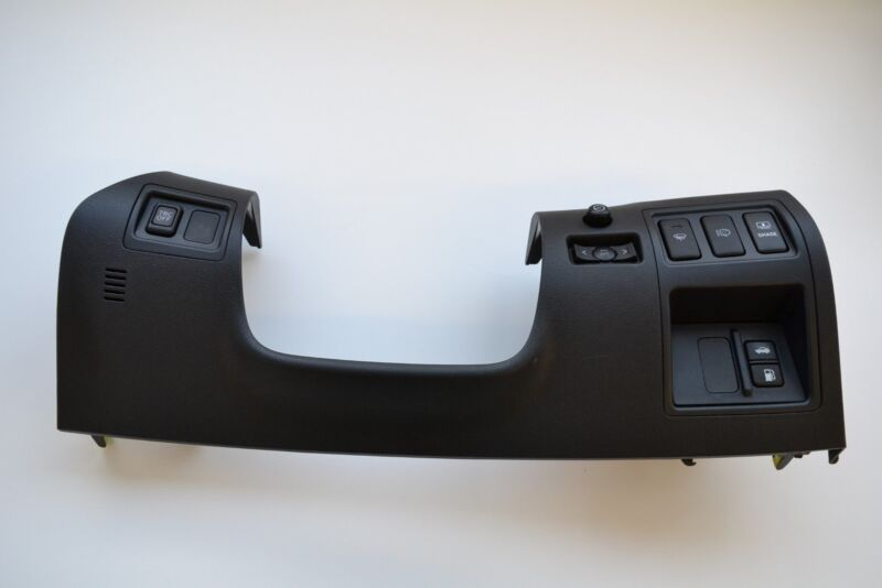 LEXUS IS 220d 2007 RHD FRONT DASHBOARD DRIVER SIDE COVER PANEL TRIM 55045-53030