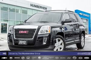 2012 GMC Terrain SLT-1 NAVI|BACK UP|SUNROOF|