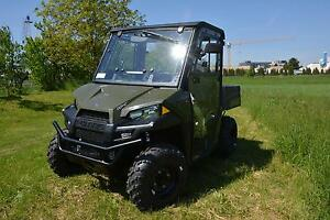 DFK Kabine UTV Polaris Ranger 570 Mid Size  inkl. Heizung Wischanlage