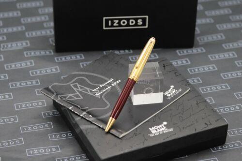 Montblanc Meisterstuck 164 Classique AG925 Vermeil Bordeaux Ballpoint Pen