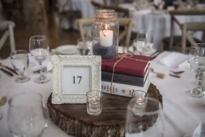 Assorted Picture Frame Table Numbers (Wedding)