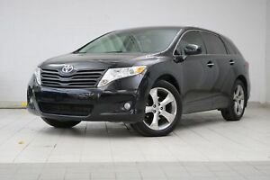 2010 Toyota Venza TOURING  TOIT  CUIR  AWD V6