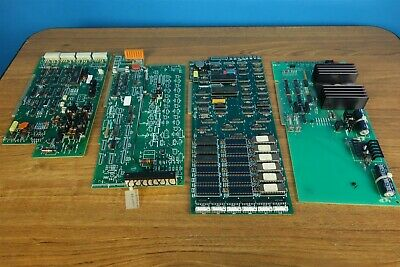 Varian Gas Chromatograph Gc 3300 3400 Main Boards