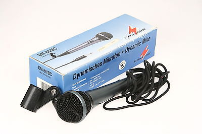 Monacor DM-88/BL Dynamisches Mikrofon in OVP