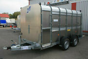 Ifor Williams TA510 mit Schafdeck Easyload 434x178x213