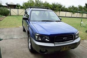 2004 Subaru Forester XS Grafton Clarence Valley Preview