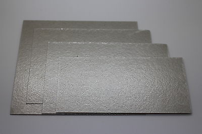 Microwave Oven Universal Mica Wave Guide Replacement Cover Sheet Mesh Cut2size