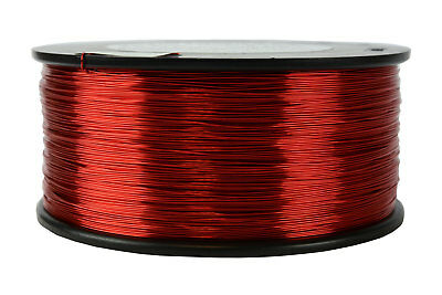 Temco Magnet Wire 26 Awg Gauge Enameled Copper 1.5lb 155c 1887ft Coil Winding