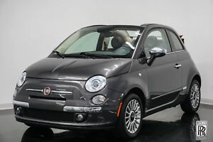 2015 Fiat 500C Lounge - VENDU! SOLD!
