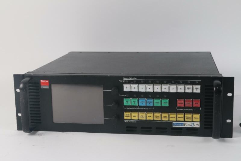 Barco SPR-2005 HD ScreenPro II HD Video Switcher