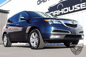 2010 Acura MDX Technology Package NAVIGATION | MOONROOF | BAC...