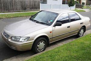 1999 Toyota Camry Sedan Mordialloc Kingston Area Preview
