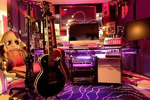Music recording studio for share/ rent Redfern Inner Sydney Preview