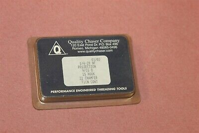 Quality Geometric 916 Thread Cutting Die Head Chasers 14 -28 Nf New