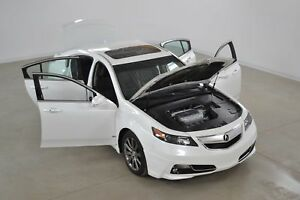 2014 Acura TL A-Spec V6 3.5L Cuir*Toit Ouvrant*Sieges Chauffants