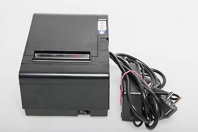ICO TM-200 USB Bondrucker mit Netzteil Ultra Fast Receipt Printer + AC Adapter ()