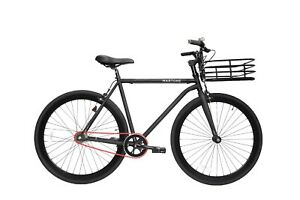 Martone Mens Mercer Black Bike Sydney City Inner Sydney Preview