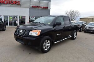 2013 Nissan Titan SL Accident Free - Bed Liner - 4x4 - Remote...