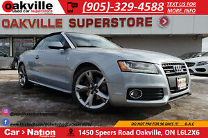2010 Audi A5 2.0T | S-LINE | RARE FIND | LOW KM