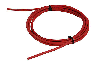 10 AWG Solar Panel Wire 10' Power Cable UL 4703 Copper MADE IN USA PV Gauge Red