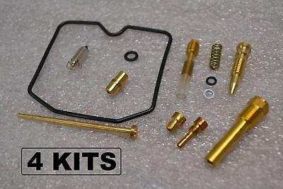 Kawasaki Carburetor Carb Repair Rebuild Kit GPz900 GPz900R ZX900A Ninja 900 NEW