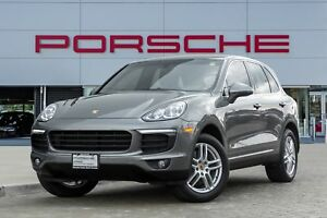 2016 Porsche Cayenne BOSE, SUNROOF, TRAILER HITCH