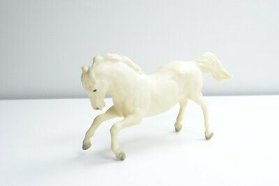 Breyer CLOUD White Rearing Stallion Traditional Horse Toy