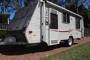   2007 Coromal 511 Poptop Coal Point Lake Macquarie Area Preview