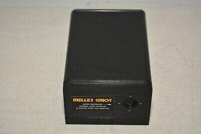 Melles Griot S2373 Laser Head 10 Mw 25 C N109
