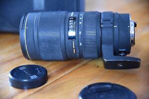 Sigma 70-200mm APO DG Macro HSM f2.8 II  lens