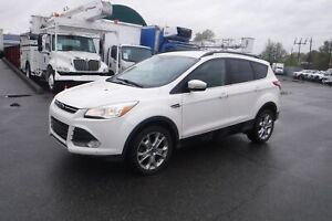 2013 Ford Escape SEL 4WD Ecoboost
