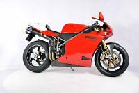 Ducati 996R No 373 with low mileage and serious upgrades.