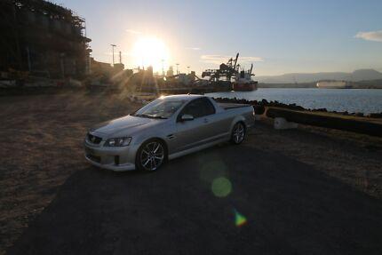 2008 Holden Ute SS V VE Auto