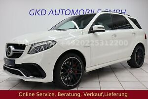 Mercedes-Benz GLE 63s AMG*Perform.*PANO*LED*BANG-OLUFSEN*VOLL*